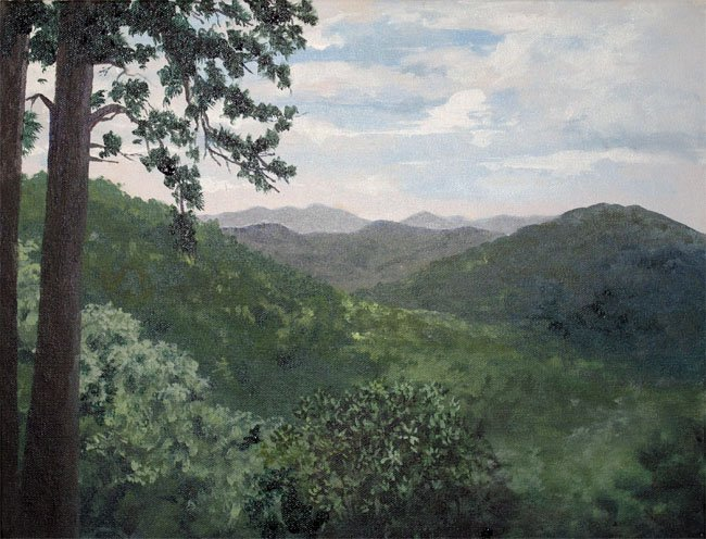 Wash Creek Valley