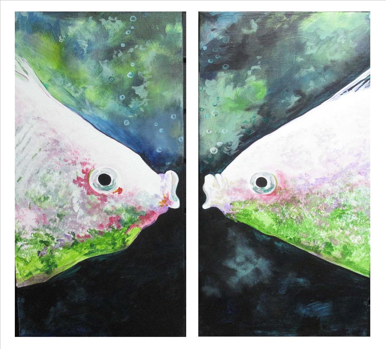 kissy-fish